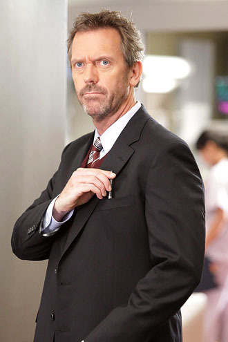 forget-your-troubles-get-happy:  House/Hugh Laurie  (Season 7)