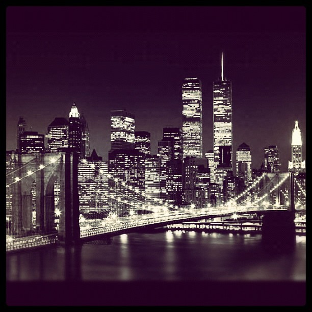 #wtc #nyc #rip #missyou ❤ (Taken with instagram)