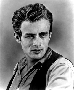 James Dean. Why aren't real guys like this?