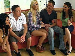 *** Christina Mour, Tasha Reign and Jennifer Dark *** Long quality porn video.