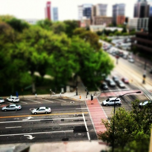 Tiny #saltlakecity #summer #spring #street  (Taken with instagram)