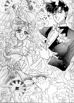 30 Day Shipping Challenge | Day 12 | Best Wedding  Mamoru Chiba/Usagi Tsukino: Sailor Moon