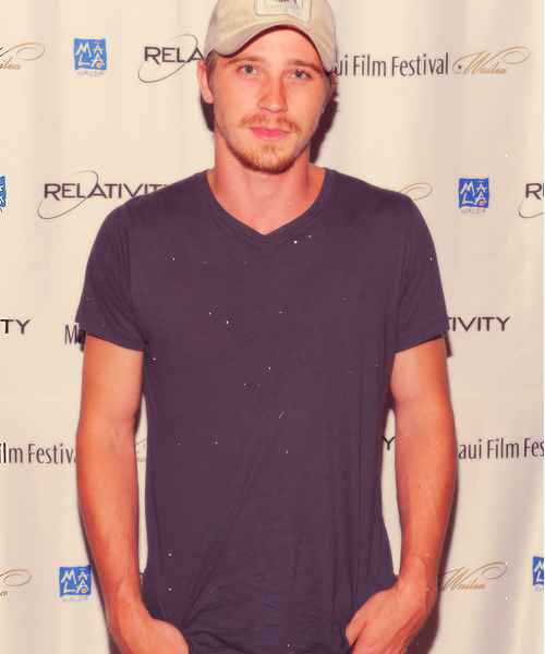 fiinnick:  Garrett Hedlund at the June 2011 Maui Film Festival at Wailea