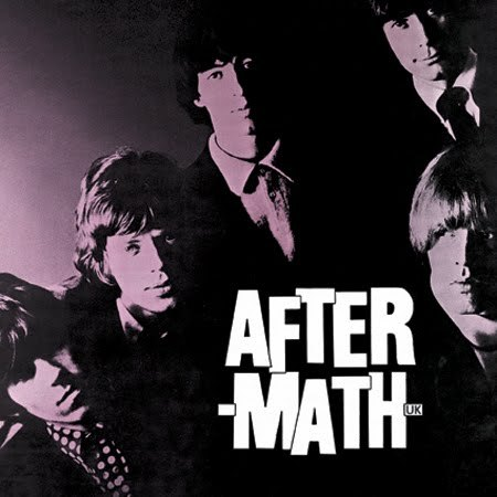 THIS DAY IN MUSIC…  1966, The Rolling Stones fourth album 'Aftermath' went to No.1 on the UK chart, the group's third UK No.1 album.