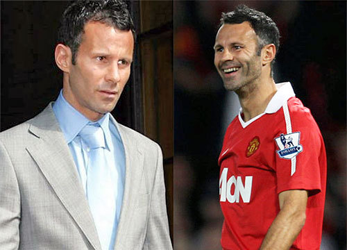 Ryan Giggs    (Welsh, Sierra Leonean) [Wales]    Known as:  Legendary professional football/soccer player (Plays for Manchester United & the Wales National Team; Ambassador for UNICEF UK)    Honors:  Named to the Football League 100 Legends list; Inducted into the English Football Hall of Fame in 2005; Named Manchester United's Greatest Player Ever in 2011; Officer of the Most Excellent Order of the British Empire by Queen Elizabeth II; Elected to the PFA Team of the Century in 2007; 2009 PFA Player of the Year; 2011 Golden Foot Award; Elected to the Premier League Team of the Decade in 2003    More Information: RyanGiggs.cc, Manchester United: Ryan Giggs, Manchester United: Legends: Ryan Giggs, Ryan Giggs' Wikipedia page    Please feel free to suggest someone as a future Daily Multiracial!  Follow us: Twitter - Google+     DailyMulti Archives: By Date - By Name