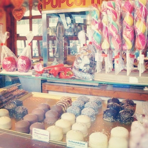 Guten Appetit! #berlin #candy #germany #food #colors (Taken with instagram)