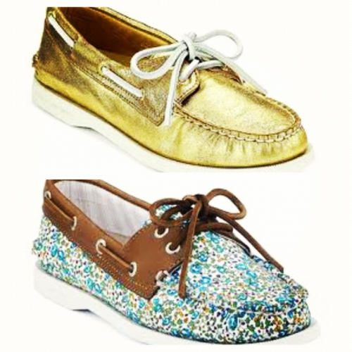 SPERRYS IM GETTING THEM…. They should be coming soon!!!!