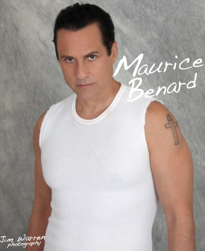 Maurice Benard Jim Warren photography