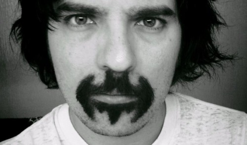 iheartbatman:  seeryanrock submitted Epic Stache is EPIC. #Stacheman  HAHAHAHA
