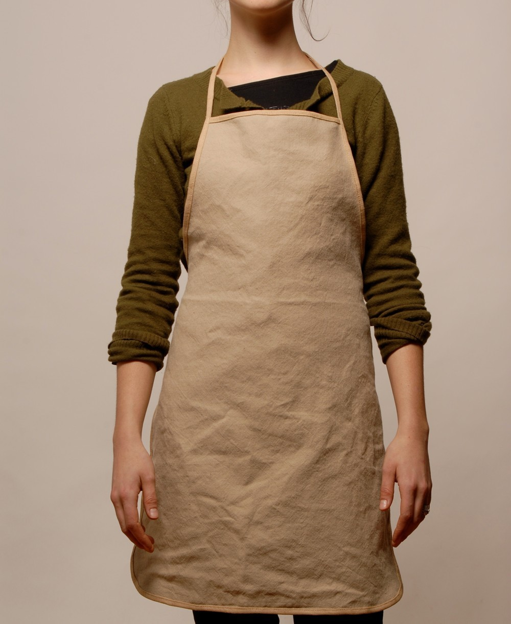 I need this apron for leather dying.