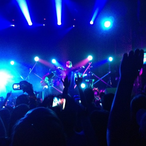 M83. (Taken with instagram)