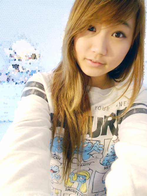 New FB pic. I feel like a camwhore. But I'm korean. Can't be tamed.