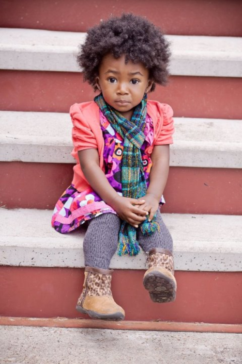 unisexgvt:  trendycurls:  Keep all our children PURE!  she is beautiful