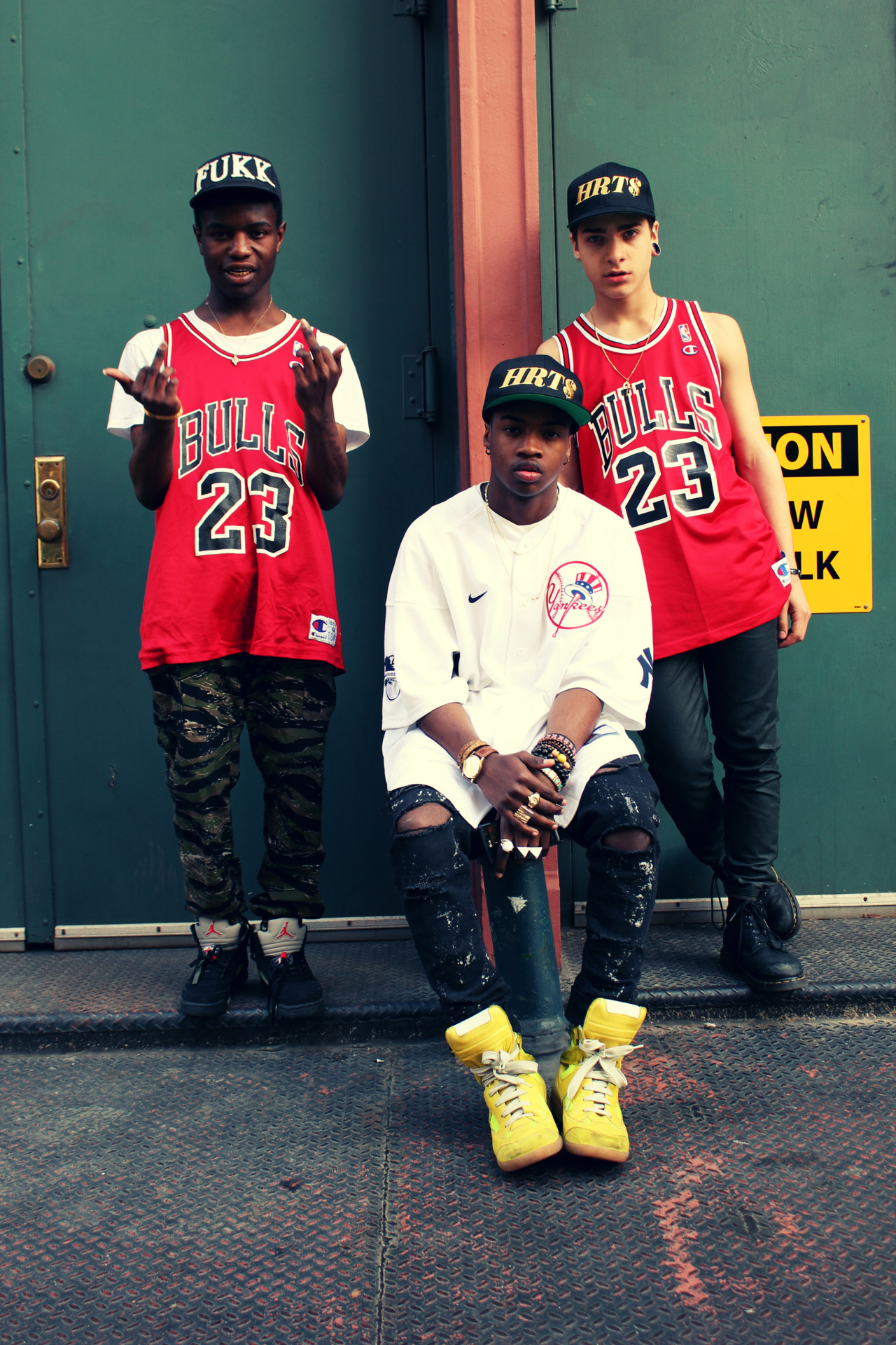 stadography:  Ian Connor x Kendell x Coke