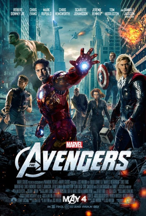 I'm looking forward to this! #avengers