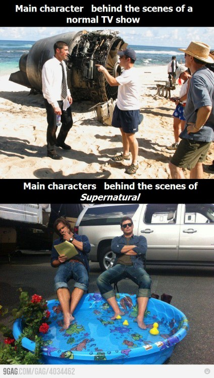 Behind the Scenes: Supernatural