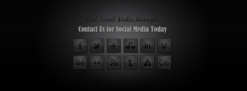 Best Social Media Manager Facebook Cover Photo