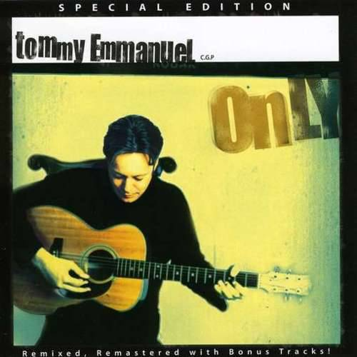 Tommy Emmanuel-ONLY - Endless Road [Bonus Track]
