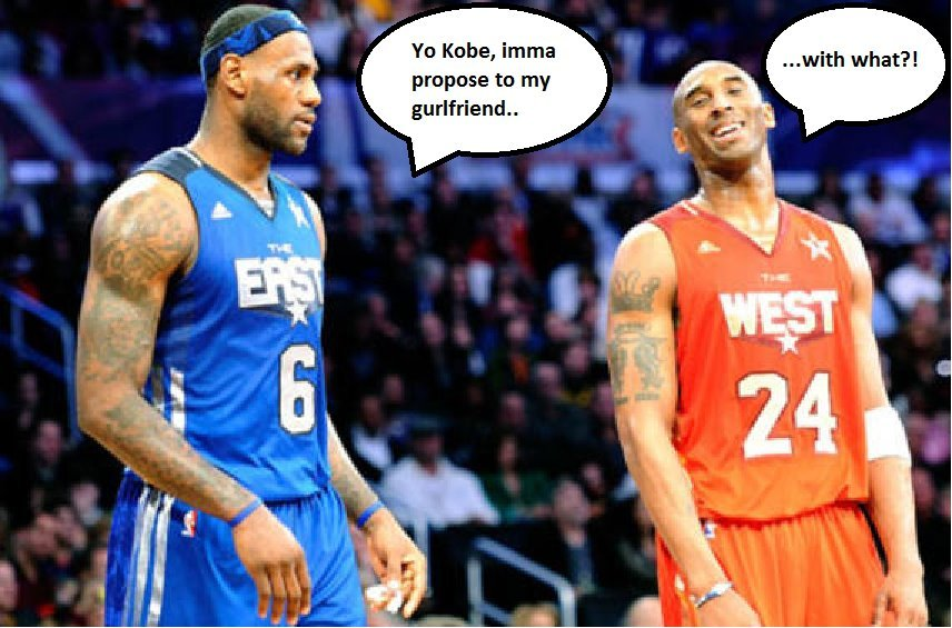 nbalovethegame:  :L No Rings Yet Lebron :D