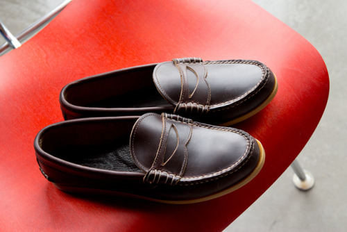 Quoddy Beefroll Venetian Loafers (from Needsupply.com) The shoe to have for this spring and summer.