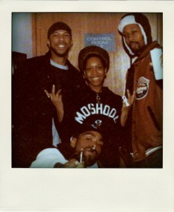 sprbd:  Common, Erykah Badu, RZA & Method Man