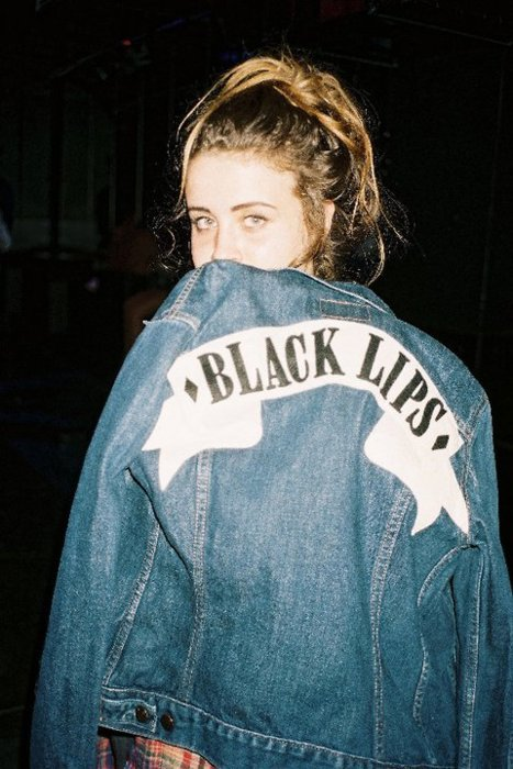 Black Lips killed this Coachella, wish I had this jacket