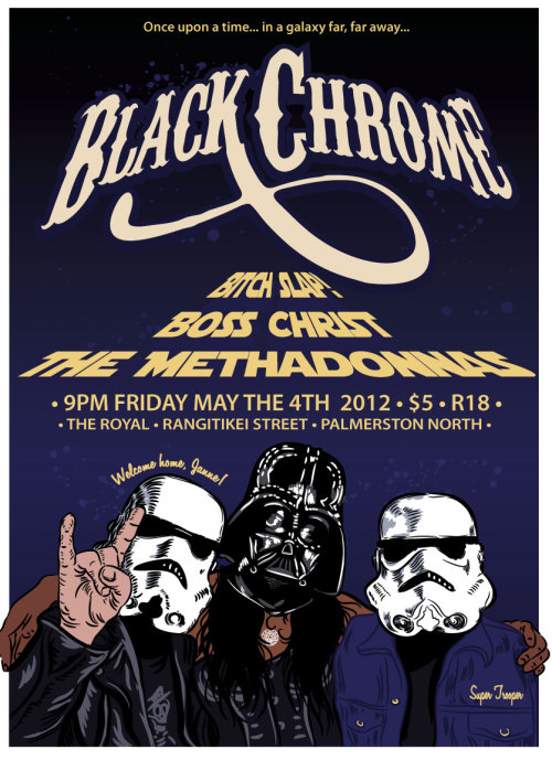 aotearoa666:  See you super troopers on Friday!