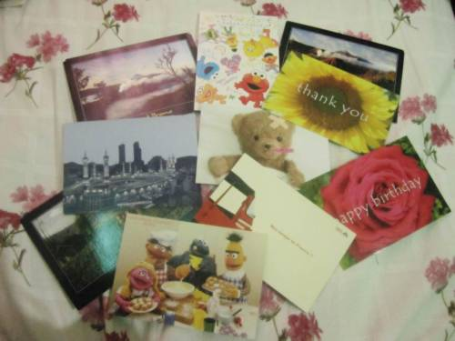 Post card. My Collections :))