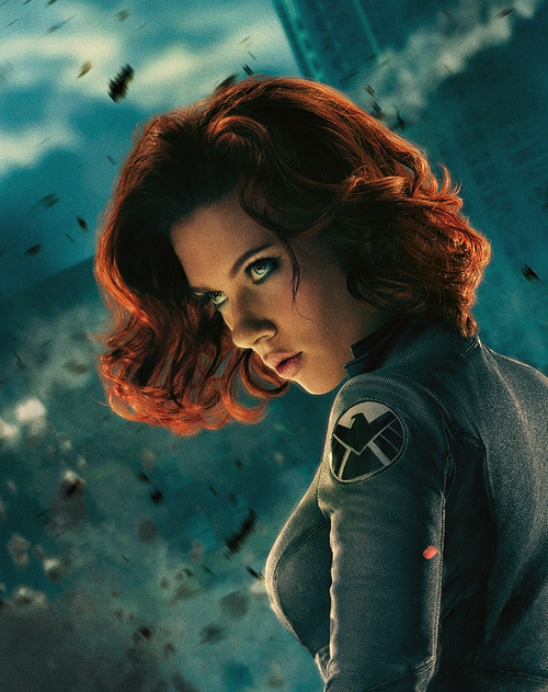 for-redheads:  Black Widow