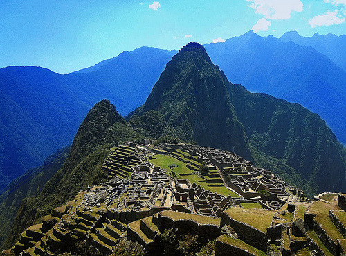 mountainish:  Machu Picchu (by MichelePrugnoli)