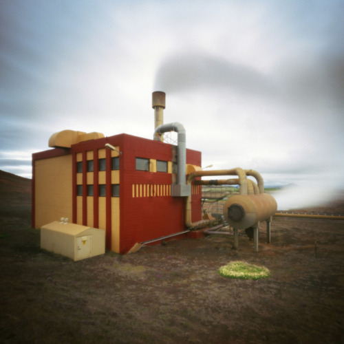 Gina's picture Krafla Geothermal Plant, Myvatn, Iceland has been selected by the Chelsea Arts Club for its Here and Now show. From the 1st of May 2012. Chelsea Arts Club, 143 Old Church Street London, SW3 6EB