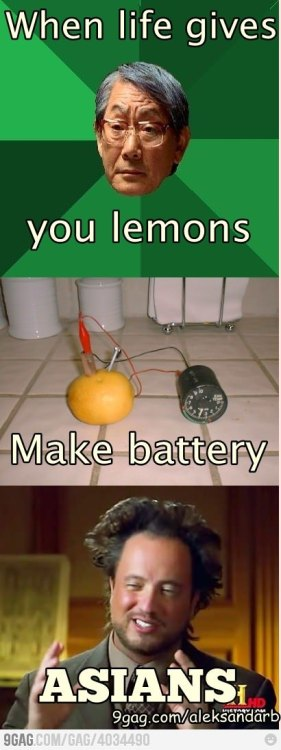 ragecomics4you:  Make a battery! http://ragecomics4you.tumblr.com