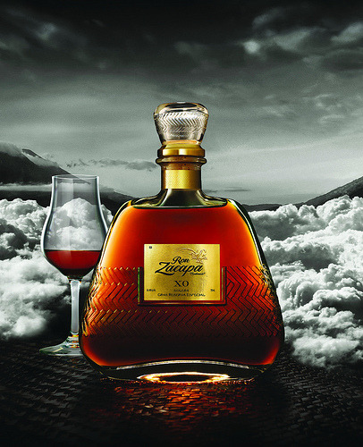 Ron Zacapa XO, 6 to 25 year blend, Guatemalan - $179 AUD for 700ml