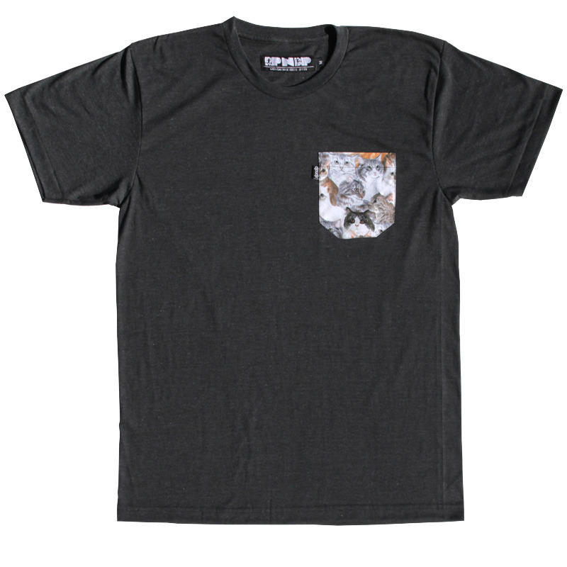 NERMAL POCKET TEE | RIPNDIP Clothing