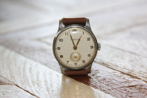 Vintage Soviet Bodeda Watch Waited a day to decide if it's worth buying and BAM…gone.