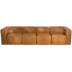 Coming around to sectionals (when they look like this): Teorama Sofa By Guido Faleschini for Mariani Pace Collections