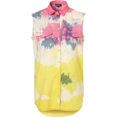 Item of the Day: This fab Dip Dyed Denim Shirt £38 from Topshop