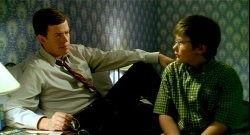 comicbooksandallthatjazz:  Happiness, Todd Solondz, 1999  I saw Dylan Baker in a restaurant in New York and didn't remember that he was in Happiness. I am an idiot.