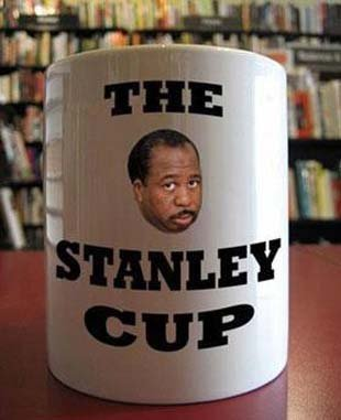 WANT: The Stanley Cup (via Puck Daddy)