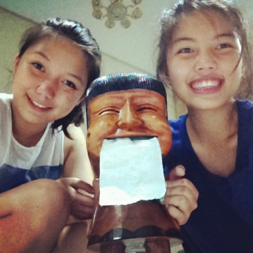 Meet 'INDAY' our cool tissue holder @tenmiranda (Taken with instagram)