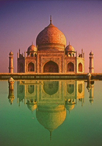 "#70. Taj Mahal ""You know Shah Jahan, life and youth, wealth and glory, they all drift away in the current of time. You strove therefore, to perpetuate only the sorrow of your heart? Let the splendor of diamond, pearl and ruby vanish? Only let this one teardrop, this Taj Mahal, glisten spotlessly bright on the cheek of time, forever and ever.""  Rabindra Nath Tagore"