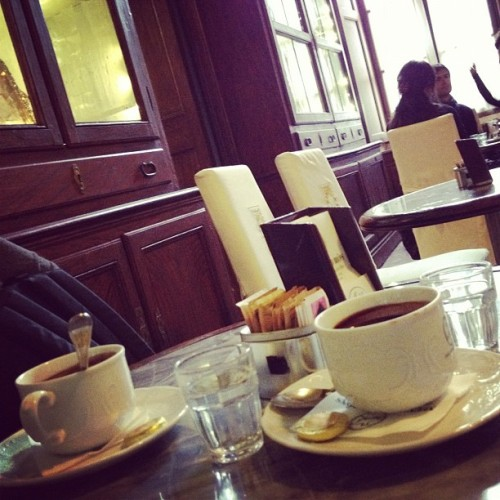 Caffè Reale, Royal Palace of Torino, Italy. (Scattata con instagram)