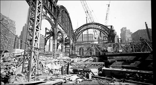 Pennsylvania Station, NYC demolition - 1963 (gut wrenching) 5.1.12