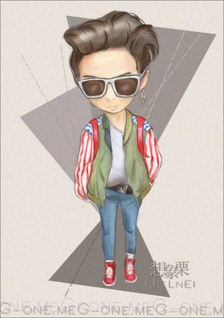 deenovan:  [PHOTOS][Fanart] Drawing of G-Dragon leaving Inkigayo 120429 http://forever-gdragon.com/2012/05/01/photosfanart-drawing-of-g-dragon-leaving-inkigayo-120429/WWW.GDRAGONFANS.COM