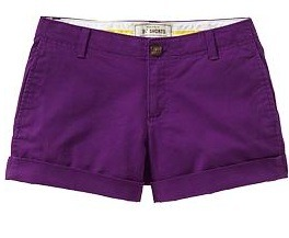 Old Navy Women's Perfect Khaki Shorts