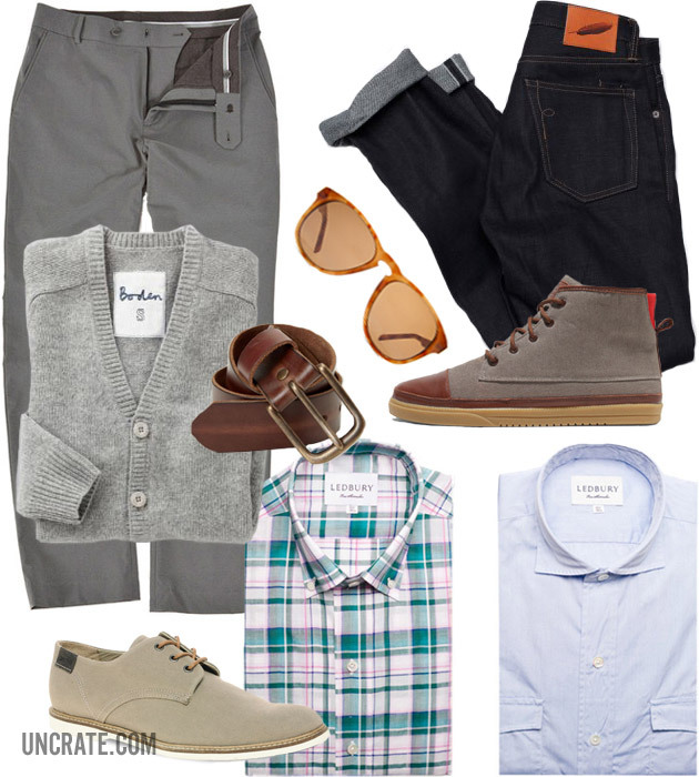 Garb: West Coast Options