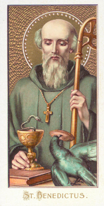 saint benedict single parents Benedict of nursia, saint to the articles monasticism and rule of saint benedict of government is intended not for an order but for a single.
