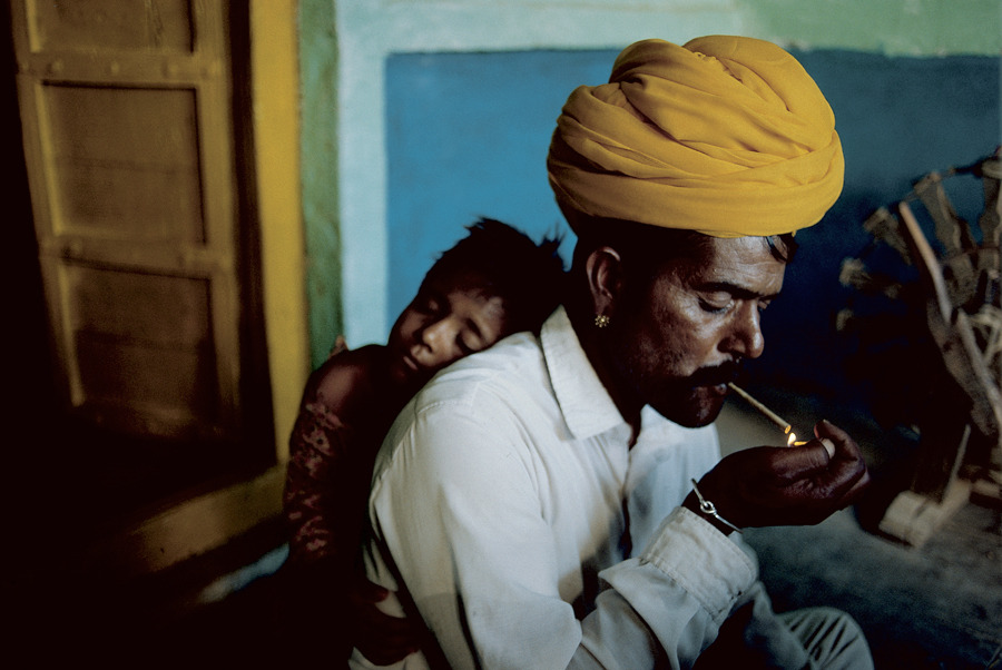 stevemccurry:  India