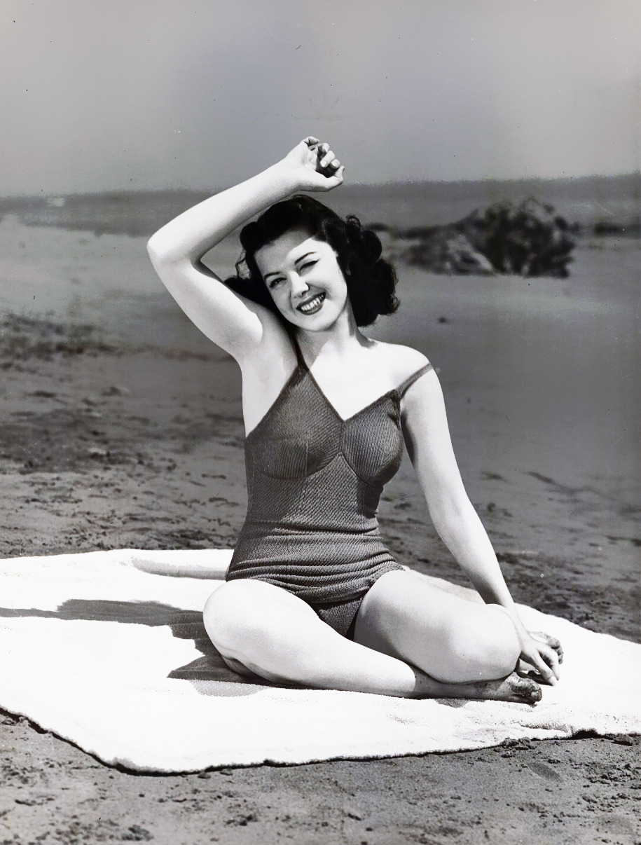 vintalgia:  Rest in Peace, Ann Rutherford (November 2, 1917 - June 11, 2012)