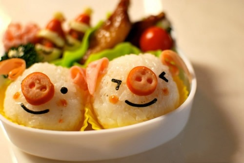 Cute bento lunch box~